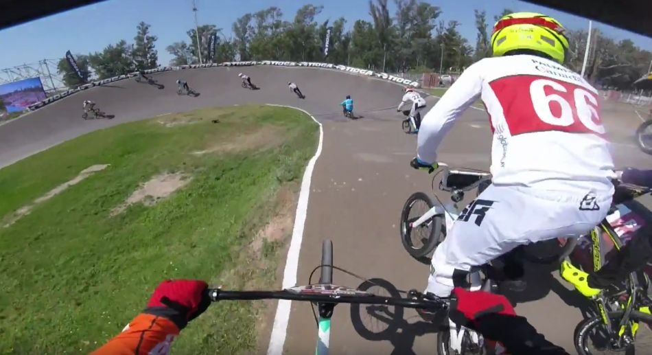 UCI World Cup R7/8 - Santiago Del Estero, Argentina (VLOG) by Justin Kimmann