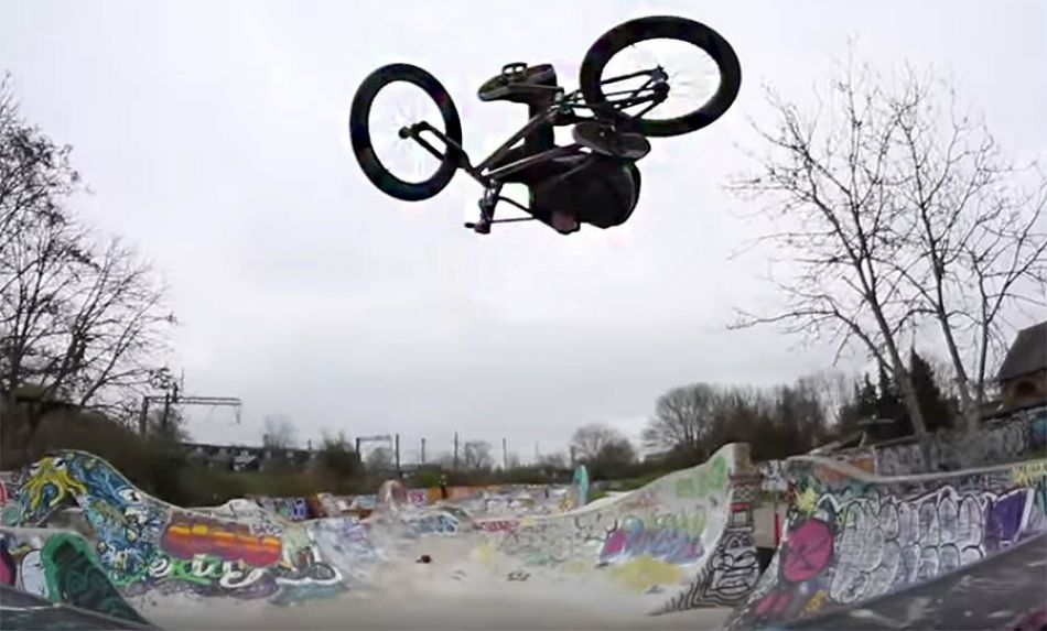 FBM x Bicycle Union - Actual Laps/ Joe Embrey