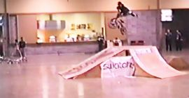 In The Raw // 2-Hip Meet The Street // Salem OR. // 1989 by Snakebite BMX