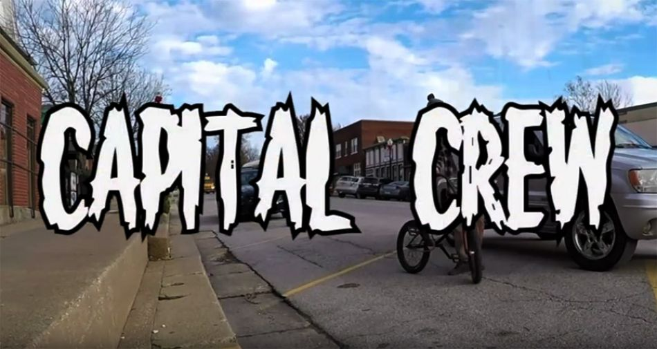 Battle of the Crews: Nov. 2018: Capital Crew by Capital Crew BMX Videos