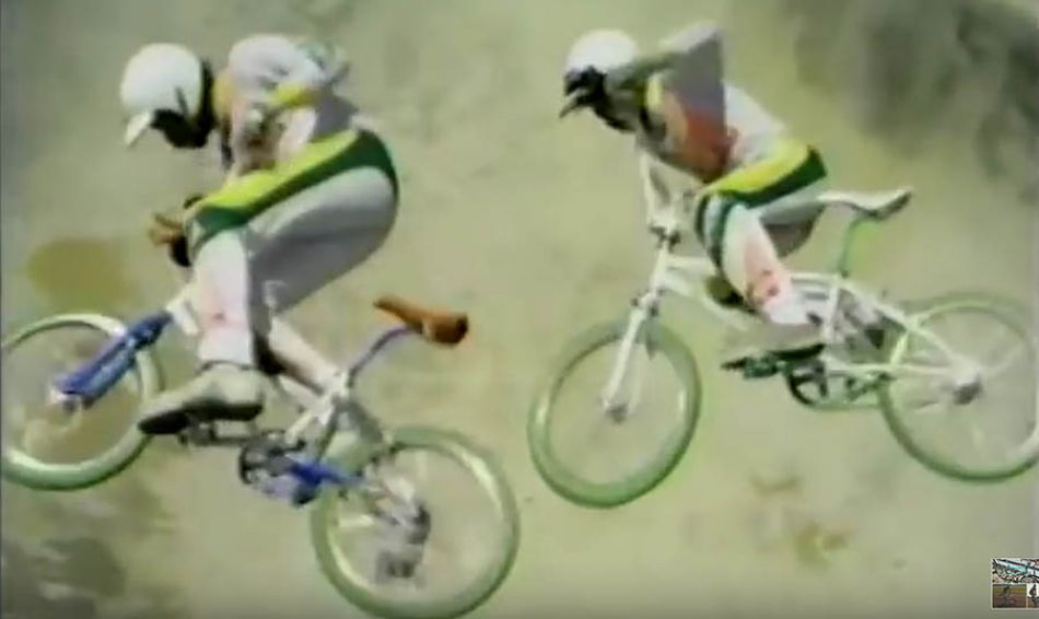 (1986) BMXPlus: RadTV - The Sequel by OldSchoolBMXTV