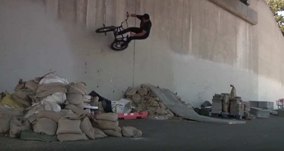 Fitbikeco - Ben Silver in California BMX