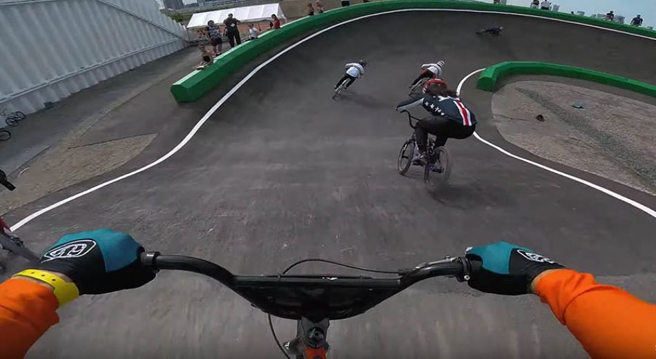 Olympic Test Event BMX - Tokyo 2019 by Jay Schippers