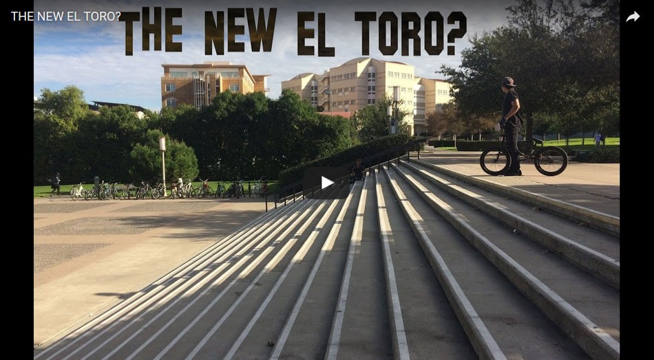 THE NEW EL TORO? by Dylan Stark