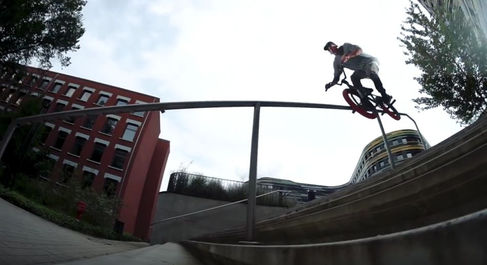 BMX - Lost In Hamburg by DIG