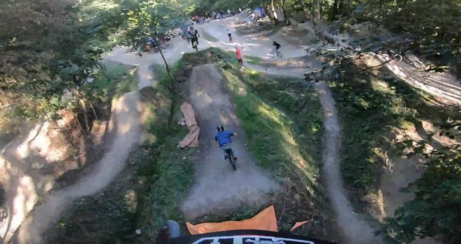 14+ kidsclub X Dirt Park Groningen end of summer jam by BMX Amsterdam