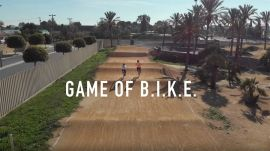 Game of B.I.K.E. // Justin vs Joris by Justin Kimmann