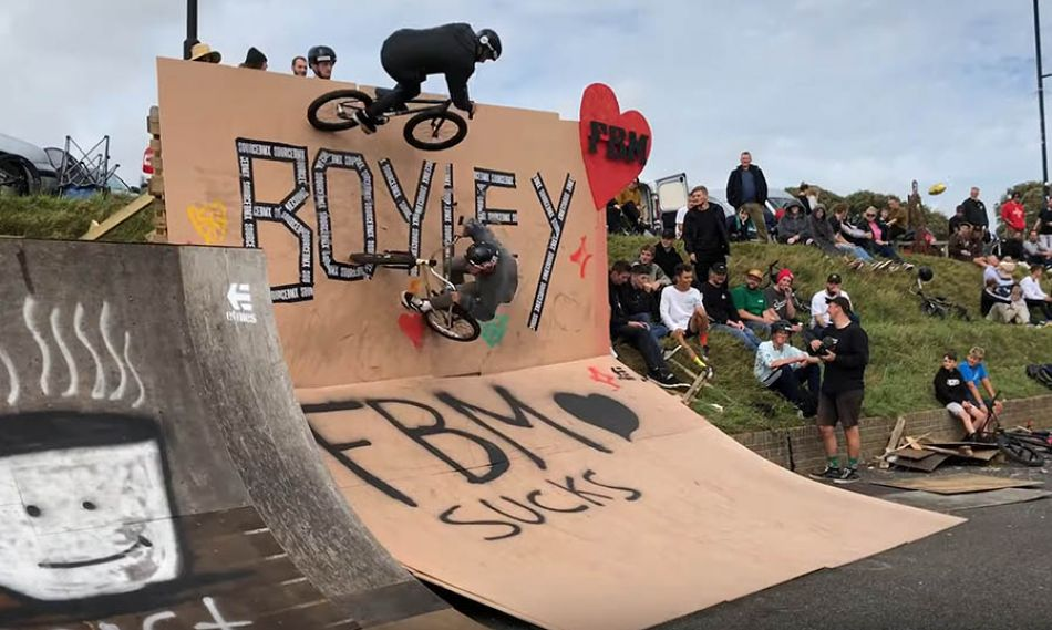 DIY BMX AT ITS FINEST - Boyley Jam 2019