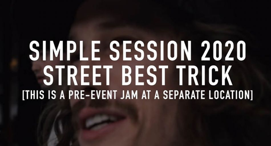 STREET BEST TRICK JAM - SIMPLE SESSION 2020 by Our BMX