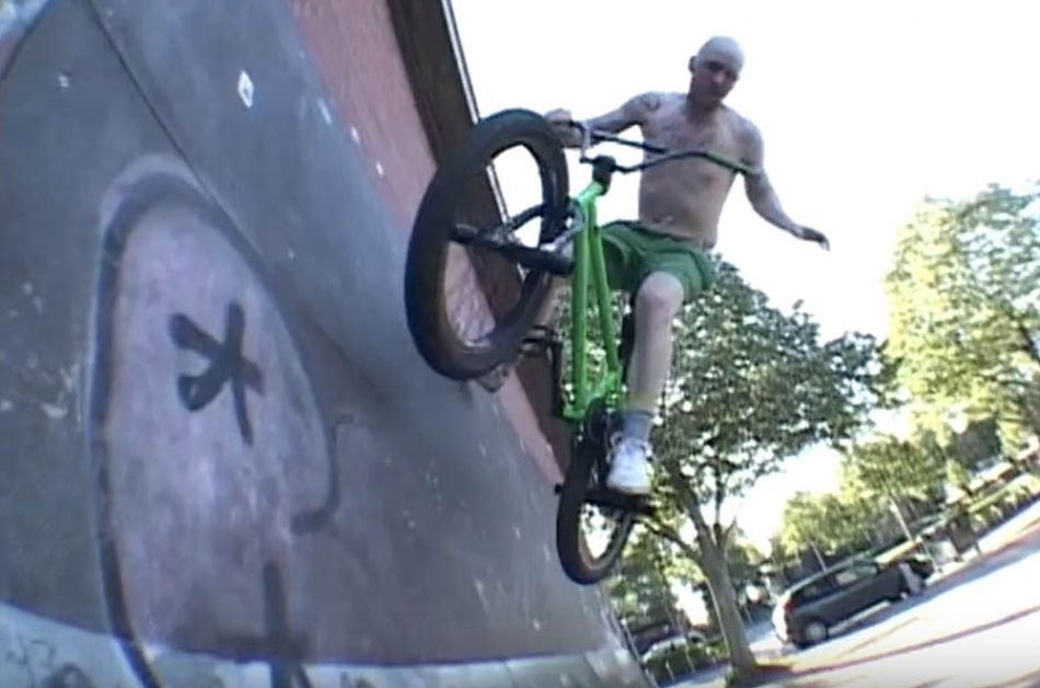 Sweaty Boys BMX: RIP JUZ by freedombmx