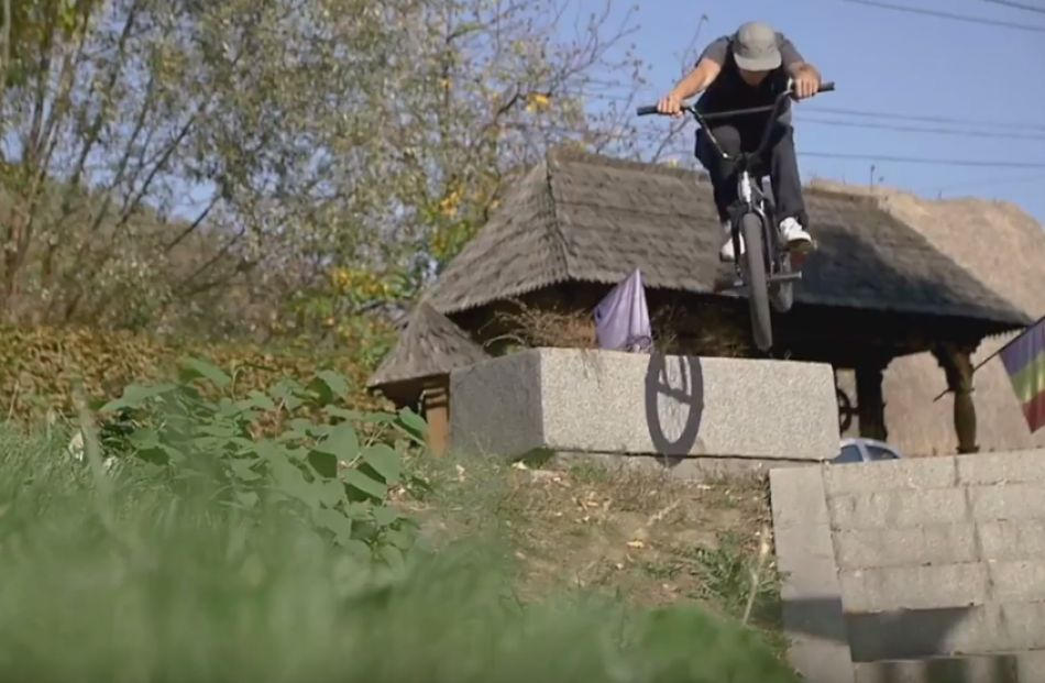 RAUL JULA - HOMETOWN SESSION by TBB-BIKE