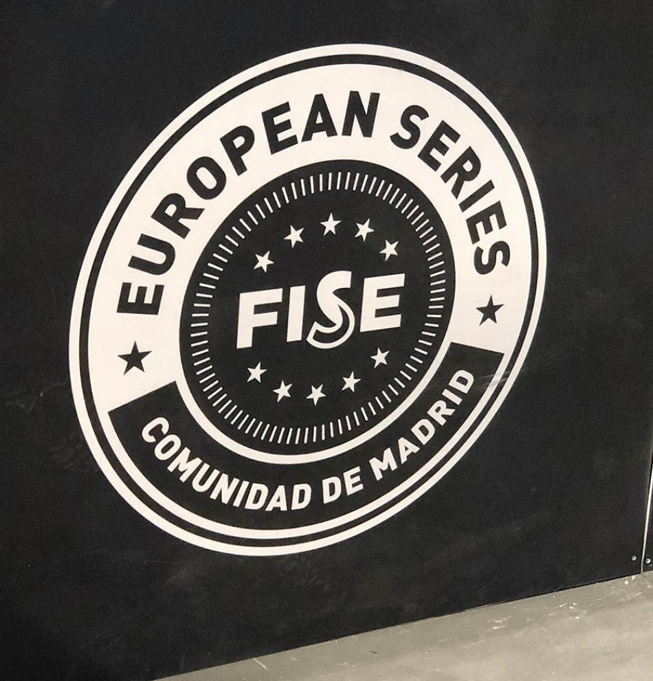 Women Park Qualification results Fise European Series, Madrid, Spain