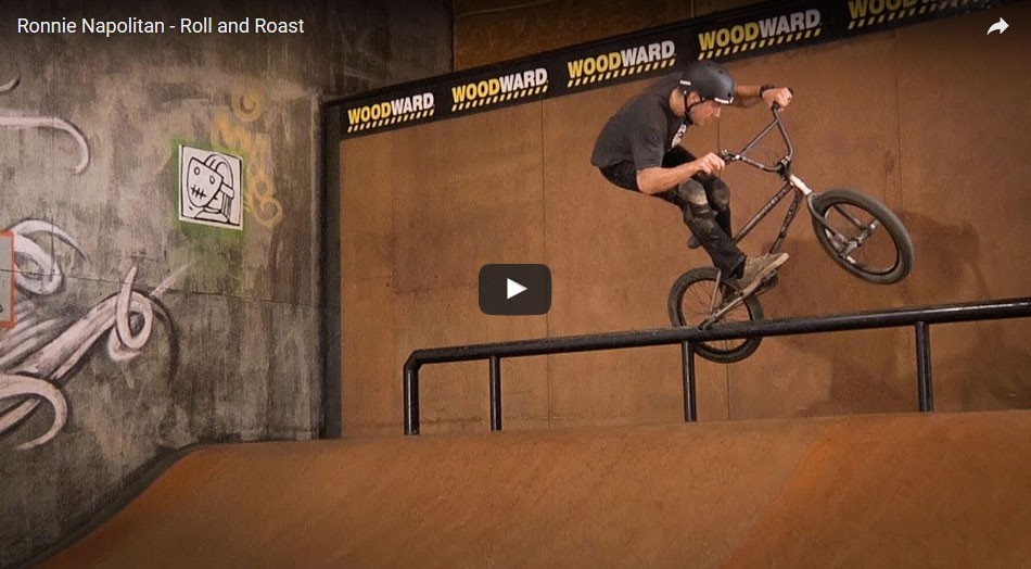 Ronnie Napolitan - Roll and Roast by Woodward Camp