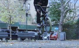 NYC BMX STREET LEGEND - TYRONE WILLIAMS | Official BMX Trailer | LIFE BEHIND GRIPS