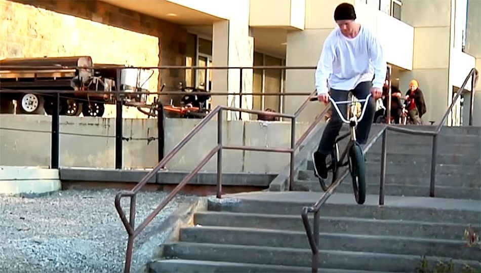 BSD: NOAH HUNTZINGER - OFTEN ELSEWHERE (BMX)