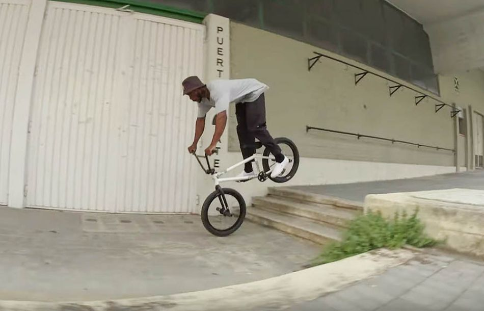 Courage Adams - BMX STREET FINALS - PRO MEN: E-Fise HONOR 2020