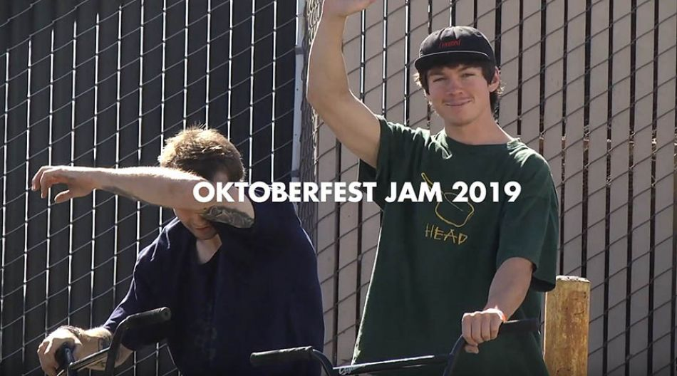 FULL FACTORY | Oktoberfest 2019 ft. Broc Raiford, Alec Siemon, Travis Hughes, Denim Cox & more | BMX