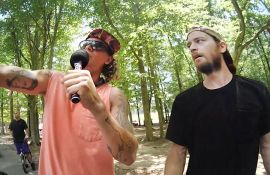 JOJO Hepler VS. James Lukas - B.I..K.E. Championship 2020 by PowersBMX