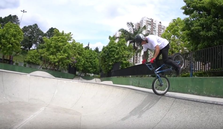 Caio Rabisco - Brasil for Odyssey BMX by The Dream bmx