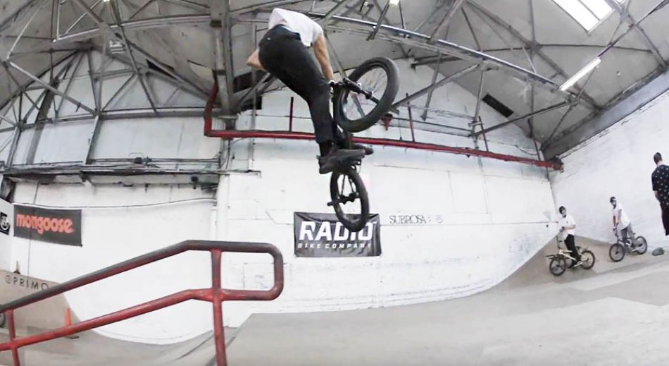 Backyard Jam 2019 - Round 2 at Unit 23 Skatepark by Ride UK BMX