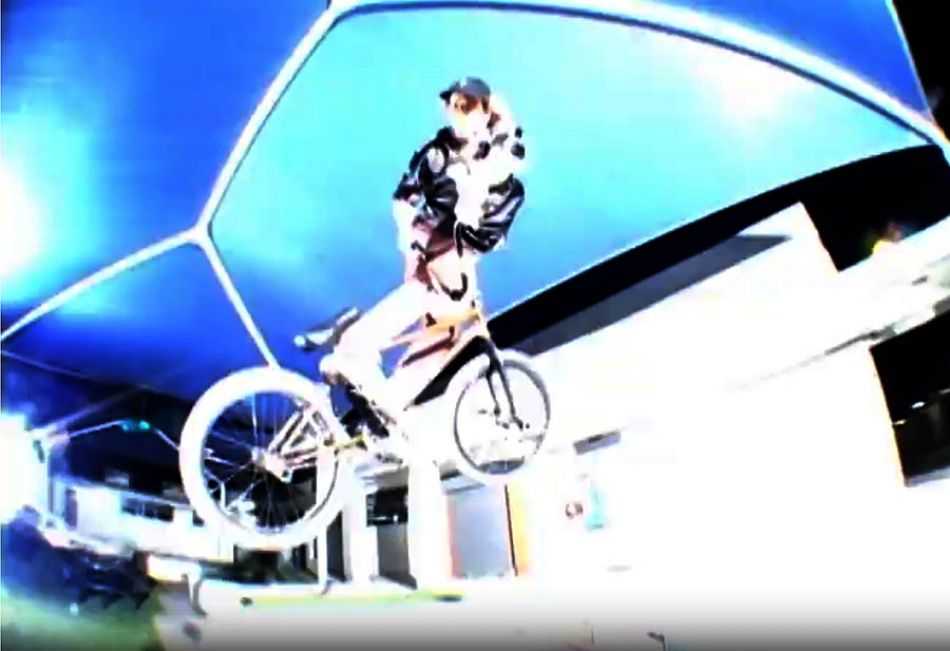 BMX -Troy Blair in Lightworks by Bobby Kanode