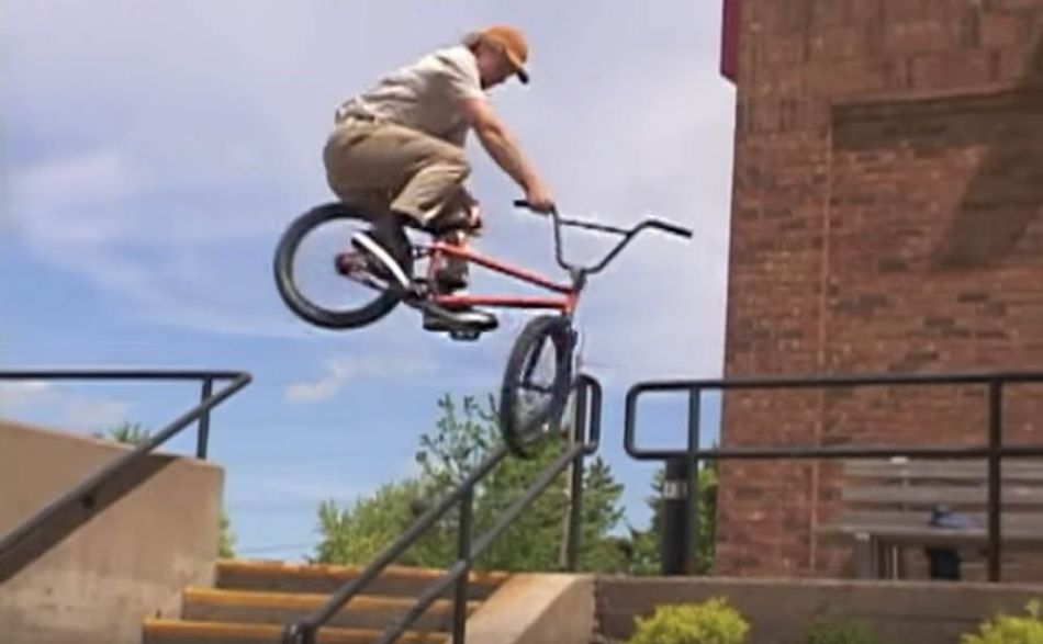 Noah Huntzinger 'Lost Tapes' BSD BMX