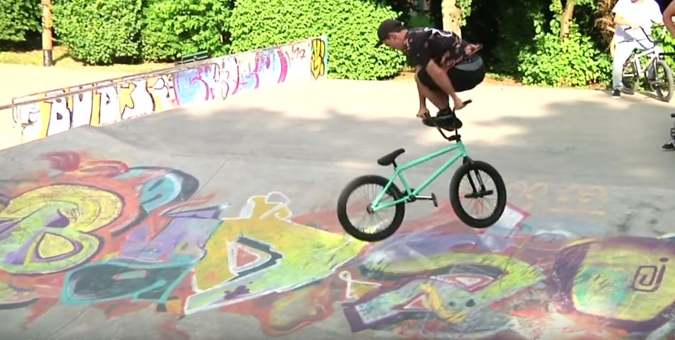 Felix Prangenberg's Birthday Bash | freedombmx