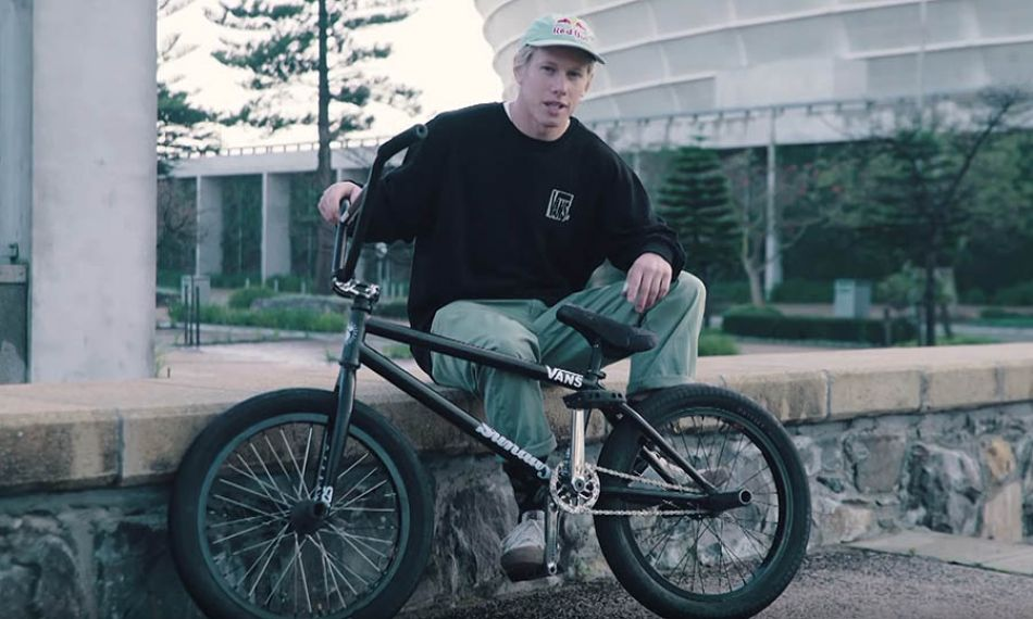 Sunday's Murray Loubser - Nightshift Bike Check | BMX | SUNDAY BIKES