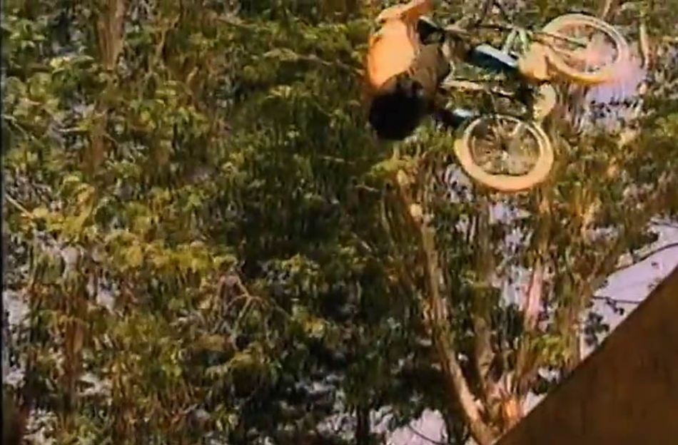 Mike Dominguez // Bully Slow Ride // 1990 by Snakebite BMX