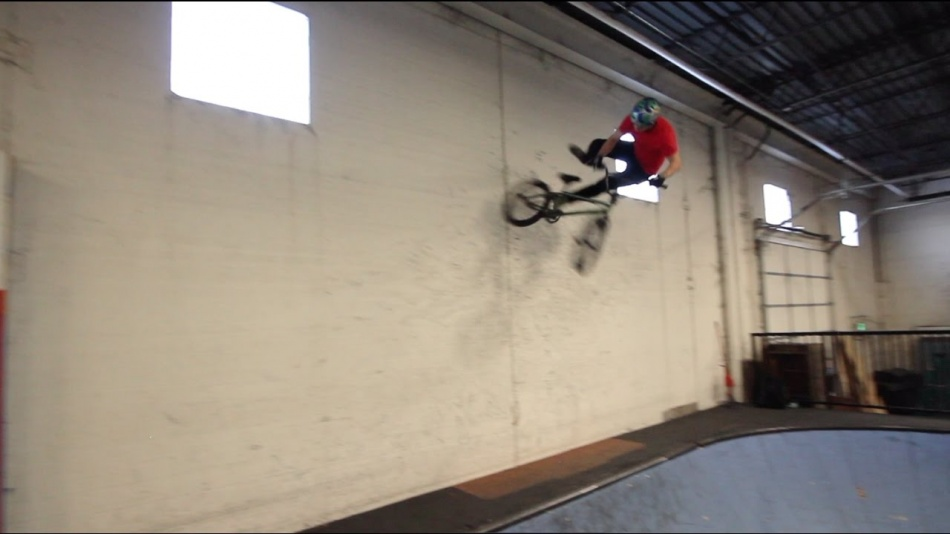 The Evolve USA BMX Freestyle Winter Park Tour Vlog #95 by Nicholas Soloninka