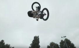 Sergio Layos - One Minute Run: Miranda - Flybikes