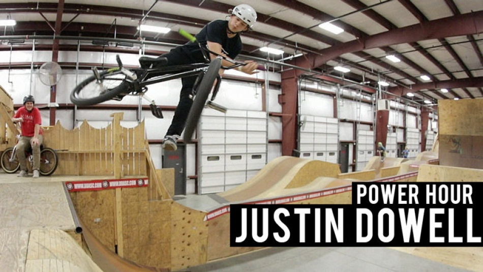 Power Hour: Justin Dowell