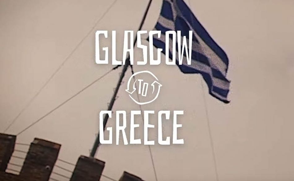 BSD BMX - Craig Sime - Glasgow to Greece