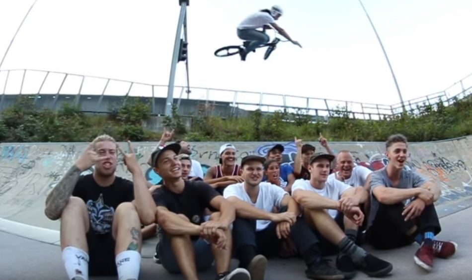 Come Together – AllRide BMX & 360 Grad in Ljubljana by freedombmx