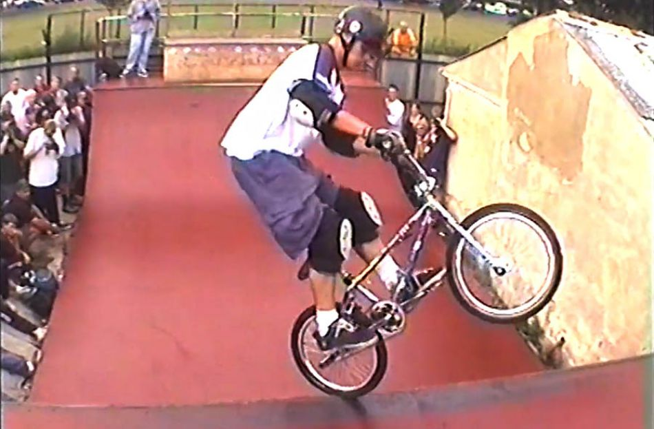 King Of Concrete 1997 - Southsea Skatepark - Highlights by Neil Waddington