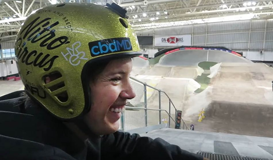 Nitro Circus Join Team GB BMX Team For a Session! VLOG_025 by Quillan Isidore