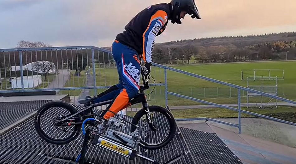 A Week Of BMX Training | Papendal by Justin Kimmann