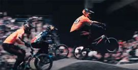 Indoor BMX TOURS 2019 by ABV Movies