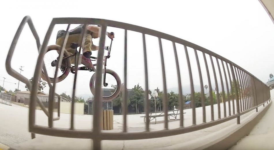 SHIMMER AND HAZE: A Vans BMX Behind The Scenes Experience with Ty Morrow