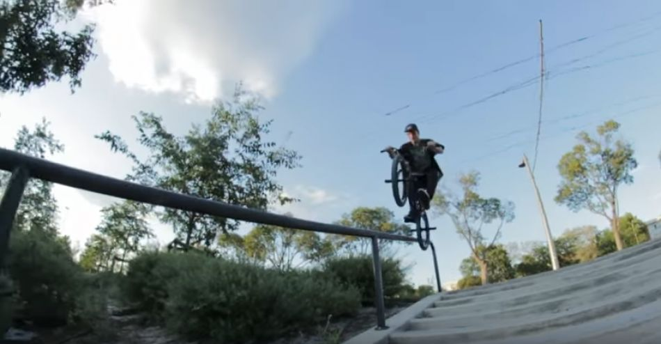 Anthony Perrin Raw lost clips