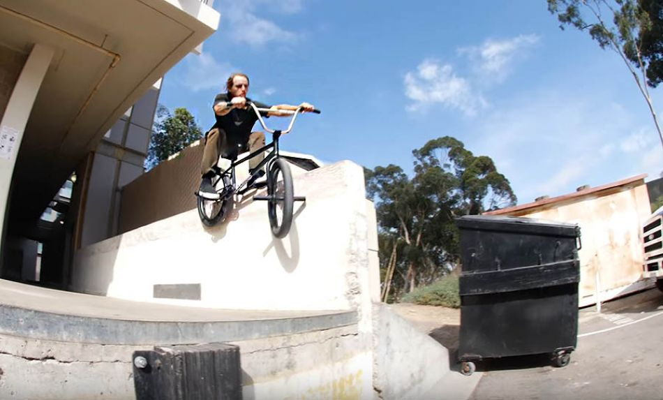 Nathan Williams Signature Sessions - Cinema BMX