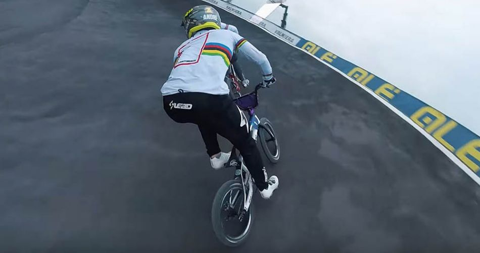 European Championship BMX 2019 Latvia by Jay Schippers
