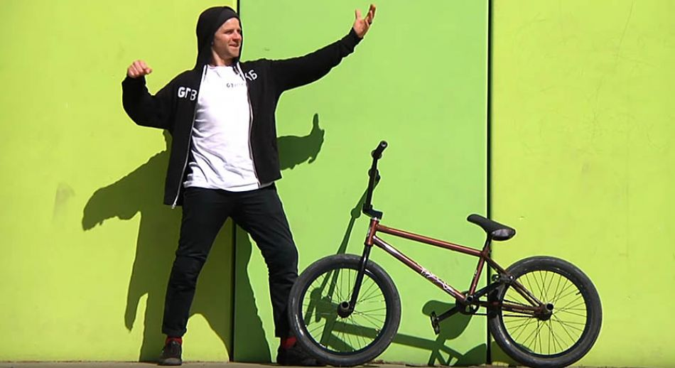 BIKE CHECK: Brian Kachinsky's GT BMX Globetrotter by freedombmx