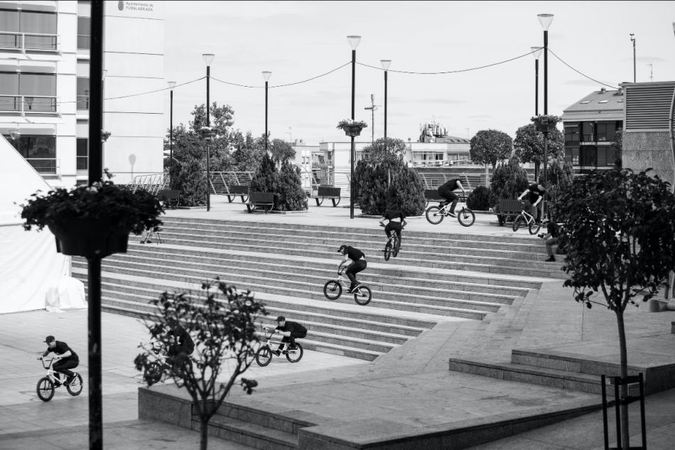 Federal Bikes - FTS - Dan Lacey