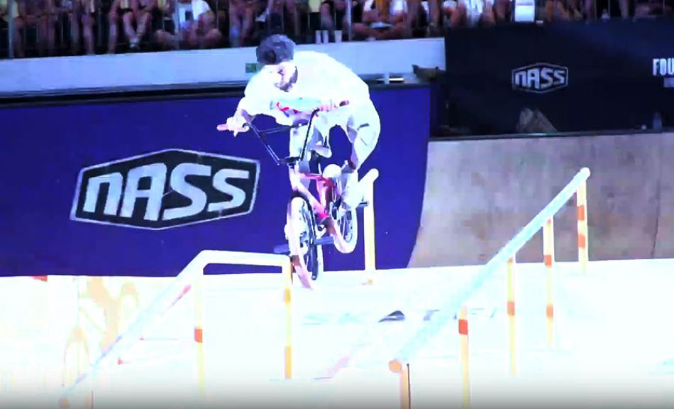 BMX Street Invitational Final - NASS 2019 by NASS Festival