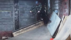 It's not a warehouse, it's a traphouse. **BEST BIKERS** by BMXFU