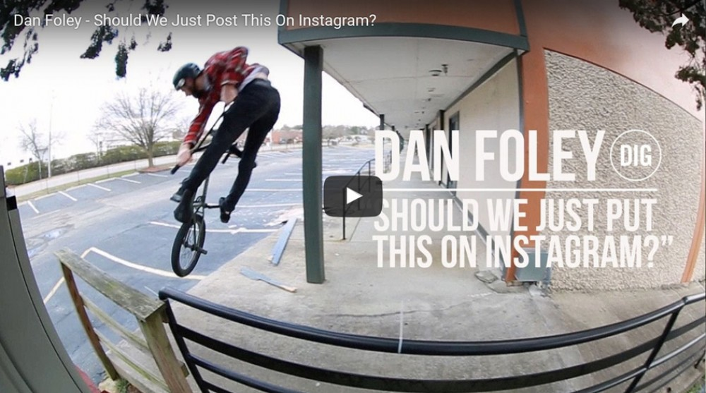 Dan Foley - Should We Just Post This On Instagram?