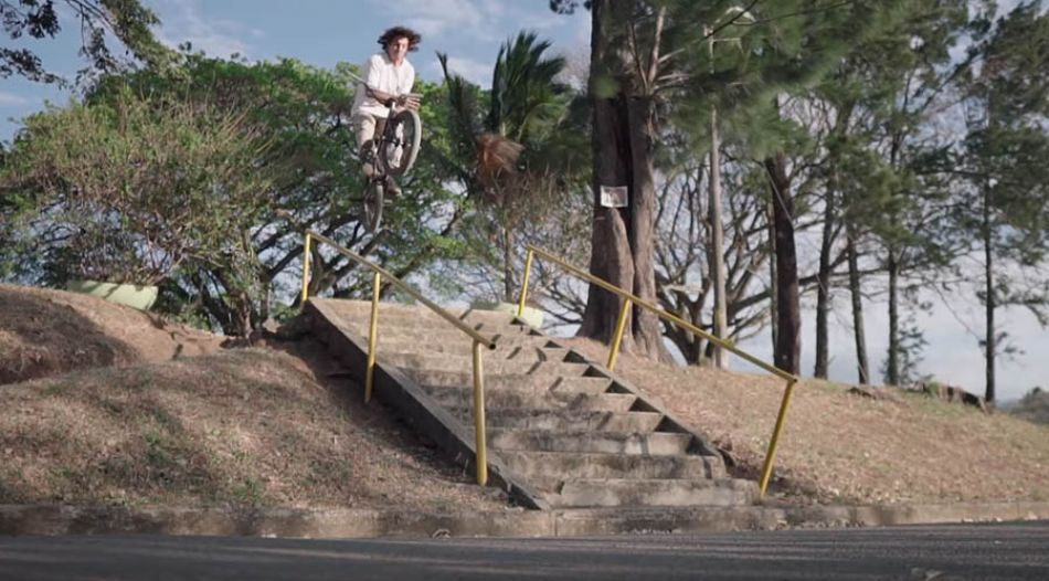 MERRITT BMX: LORENZO MESA WELCOME TO THE SQUAD