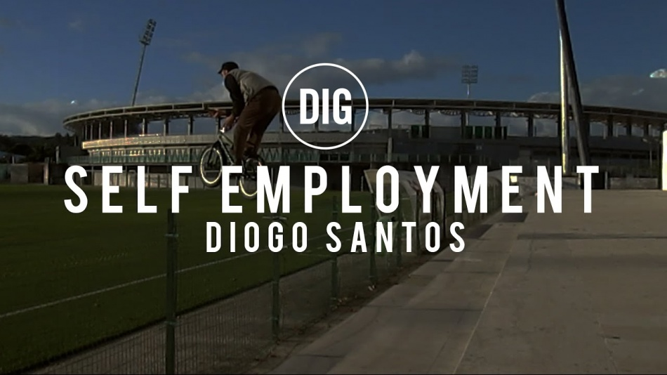 Self-Employment from Diogo Santos