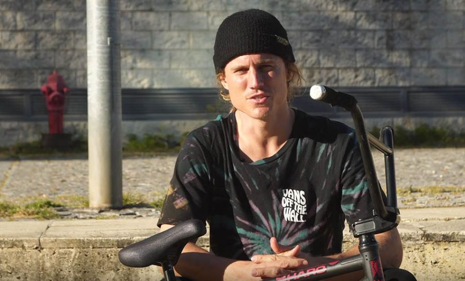 MAGIC NUMBER: Dennis Enarson | Ride UK BMX